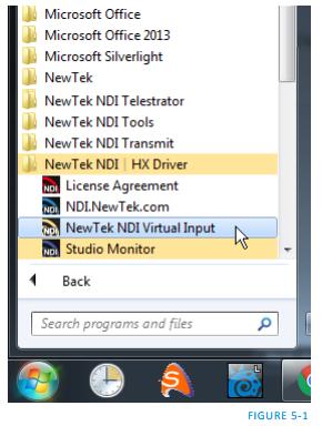 NDI VIRTUAL INPUT – NewTek Knowledge Base