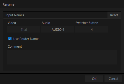 Connecting and Configuring a Video Router – NewTek Knowledge